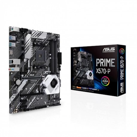 MOTHER ASUS (AM4) PRIME X570-P