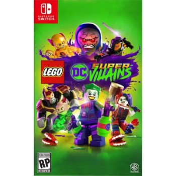 LEGO DC Super Villains NSW