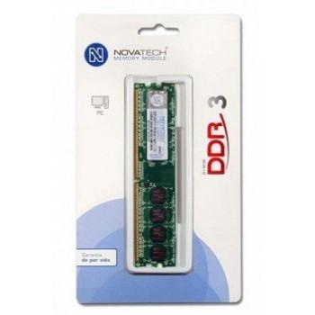MEMORIA NOVATECH DDR3 8GB...