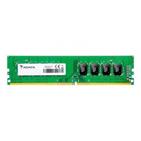 MEMORIA ADATA DDR4 DIMM 8 GB 2666 SINK PREMIER GREEN