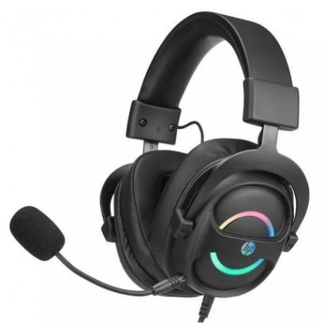 AURICULAR HP DHE-8006 USB, 7.1 SOUND WITH RGB PC