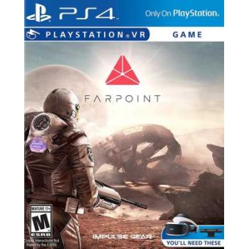 VR Farpoint (LATAM) PS4