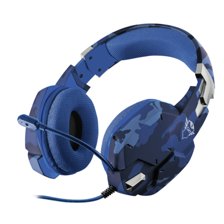 TRUST AURICULAR GXT 322B BLUE CAMUFLAGE (PS4/ XBoxOne/ PC /Switch)