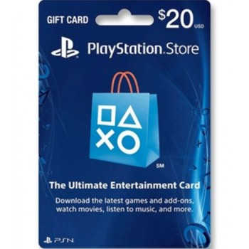 PSN CARD 20USD