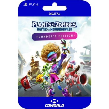 Plantas vs. Zombies: Battle...