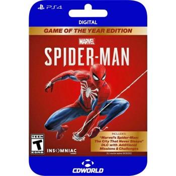 Marvel's Spiderman: GOTY...
