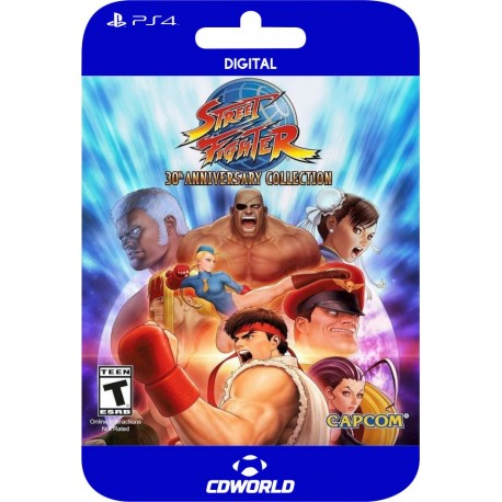 Street Fighter: 30th Aniversary Collection