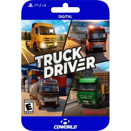 Truck Driver PS4 DIGITAL