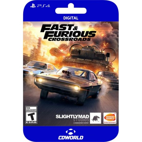 Fast and Furious Crossroad