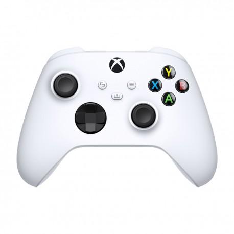 Joystick Xbox Series X / S Wireless Robot White