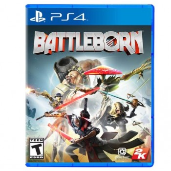 Battleborn (LATAM) PS4