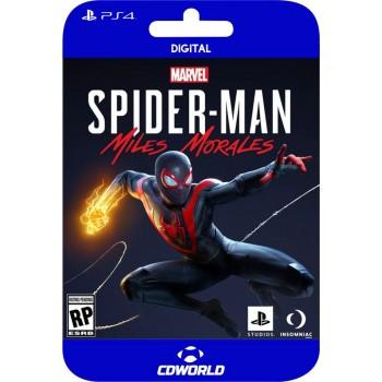 Marvel Spiderman : Miles...