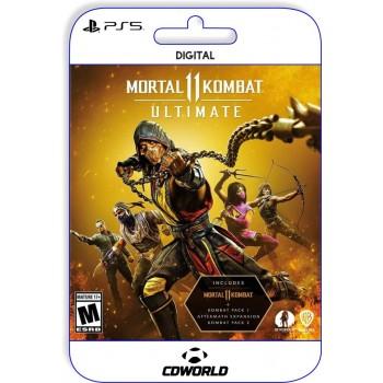Mortal Kombat 11 Ultimate...