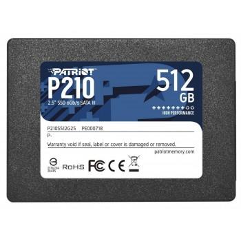 DISCO SSD PATRIOT P210...