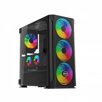 GABINETE GAMER RAIDMAX F01 RGB