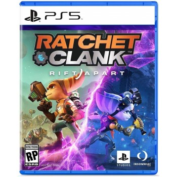 Ratchet And Clank Rift...
