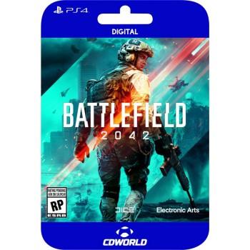 PREVENTA Battlefield 2042 PS4
