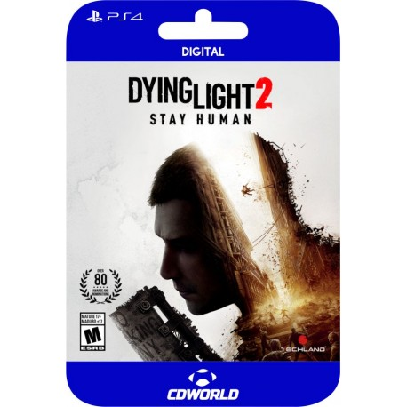 Dying Light 2 Stay Human PS4 + PS5
