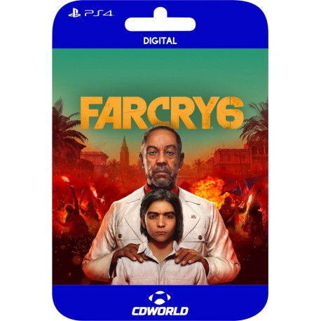 Far Cry 6 PS4 + PS5