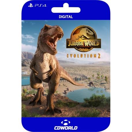 Jurassic World Evolution 2 PS4 + PS5