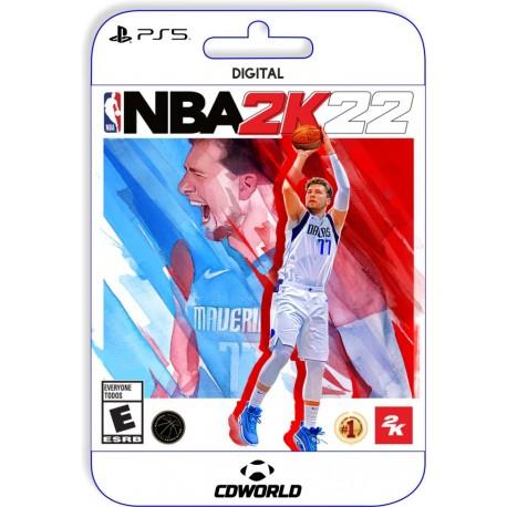 NBA 2K 22 PS5