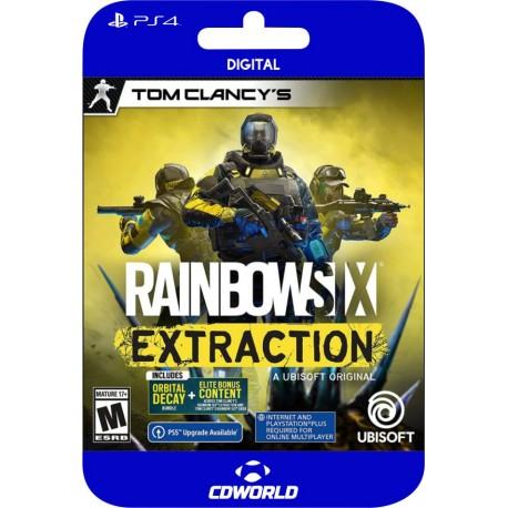 Rainbow Six Siege Extinction PS4 + PS5
